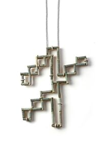 Lisa Walker, 'necklace', 2015