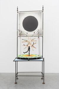 Patrick Van Caeckenbergh, 'De Kosmogonoloog (maquette voor de dansvloer)', 2015-2020