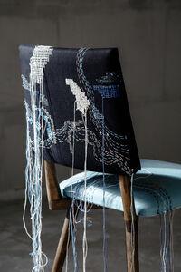 Tatiana Podufalova, 'Duo chairs', 2018
