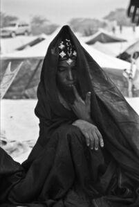 Fatoumata Diabaté, 'Touareg En Geste Et Mouvement 6, La collection des beaux arts du Musée de Bordeaux', 2005-2006