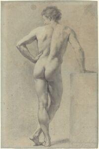 Anton Raphael Mengs, 'Male Nude Study', 1778