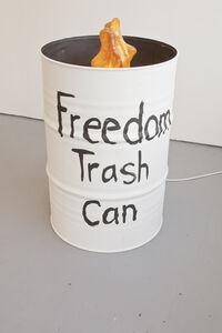 Anetta Mona Chisa & Lucia Tkáčová, 'Freedom Trash Can', 2013