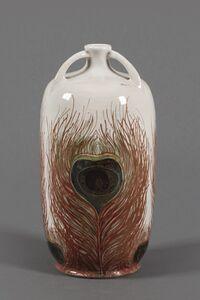 Galileo Chini, 'Arte della Ceramica, Vase', 1902