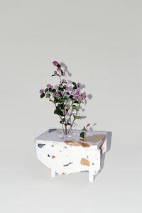 Max Lamb, 'Marmoreal Scrap Scrap Vase No. 6', 2014