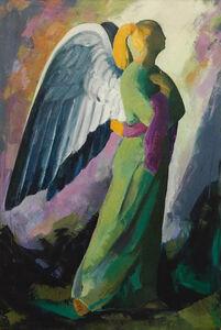 Teresa Baksa, 'Angel of Humility', 1992