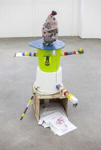 John Bock, 'Pole Poppenspãler', 2010-2013