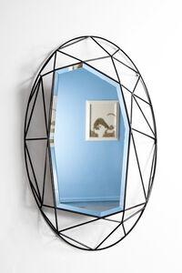 Sam Baron, 'Oval Maryline Mirror', 2014