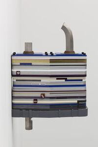 Magali Reus, 'Leaves (Flint Levels, April)', 2015