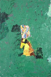 Norbert Prangenberg, 'Hirsch (and Abstract Painting)', 2011