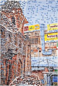 Reena Saini Kallat, 'Falling Fables - 6', 2010