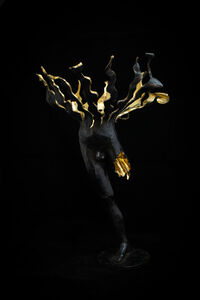 Sergii Shaulis, 'Fateful Flowers Nr. 2 (male)', 2020
