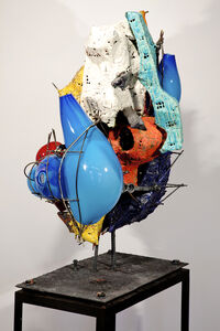 Raymon Elozua, ' R&D IV-re-17-1', 2014
