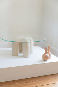 Eny Lee Parker, 'Stitch Table', 21st Century