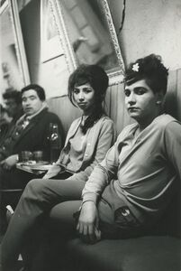 Sergio Larrain, 'Bar Los Siete Espejos (Bar Seven Mirrors), Valparaiso, Chili', 1963