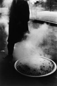 Louis Stettner, 'Manhole, Times Square', 1954
