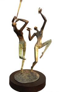 Shashi K Paul, 'Instinctive Beats', 2021