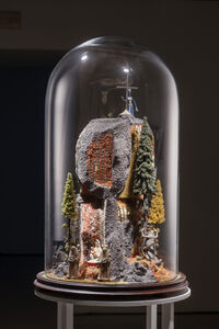 Sebastiano Mauri, 'Untitled - Gods versus Aliens', 2013