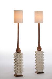 Chad Jensen, 'Apex Lamps (Set of 2)', 2018