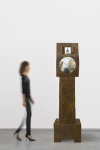 Maarten Baas, 'Grandfather Clock Brass', 2014