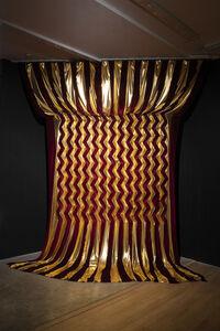 Daniel Rozin, 'Fabric Mirror', 2019