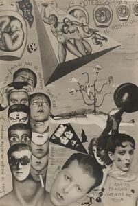 Claude Cahun, 'I.O.U. (Self-Pride)', 1929-1930