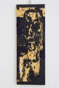Harold Klunder, 'Blue (Self-Portrait)', 2007
