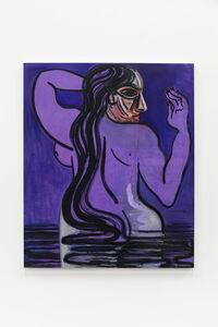 Amy Bessone, 'Back Bather', 2019