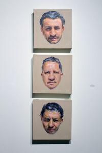 Jeff Zimmermann, 'Profiles', 2007