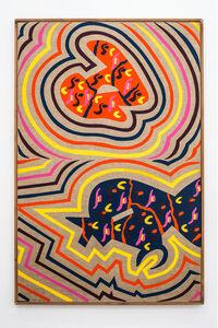 Carla Accardi, 'Parentesi n.3', 1982
