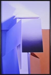 Lydia Wegner, 'Blue Haze', 2016