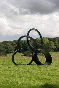 Nigel Hall, 'Mirrored', 2011