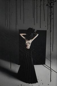 Efren Isaza, 'Teresa with Black Origami Skirt', 2010