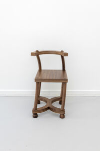 Soft Baroque, 'Dancing Furniture Chair', 2019