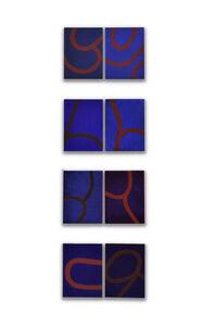 Clytie Alexander, 'Blue Column', 2020