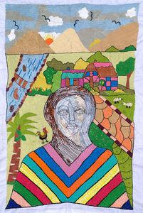 Alice Kettle, 'Pakistan Portrait 3', 2020