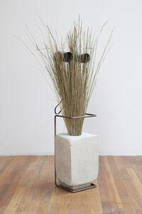 Miles Huston, 'Face Off (Bird Watcher)', 2013