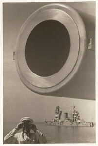 Yakov Khalip, 'On Guard (Large-Bore Cannon), Baltic Fleet', c. 1936