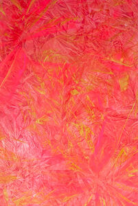 Mette Tommerup, 'Garden of Ur (Fluorescent Pink and Gold) ', 2019