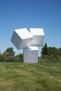 Marc Plamondon, 'Chute Des Cubes', 2020