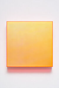 Regine Schumann, 'color radiant red bonn', 2018