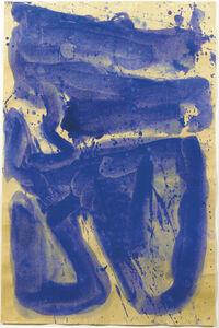 Sam Francis, 'Blue Composition (SF60-1361)', 1960