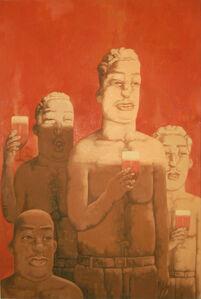 Su Xinping 苏新平, 'Toasting No.48  干杯系列之48', 2008