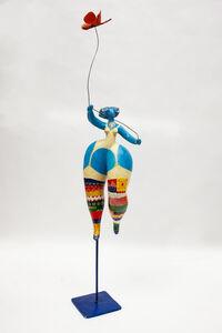 Josepha, 'Femme au papillon', 1950-2015