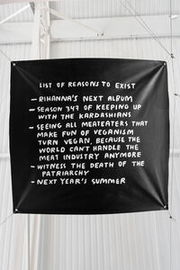 Wasted Rita, 'It really is an actual list of reasons to exist', 2019
