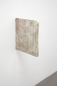 Lawrence Carroll, 'Untitled (page painting)', 1988