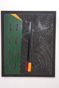 Franco Angeli, 'Il canto della terra', 1987-88