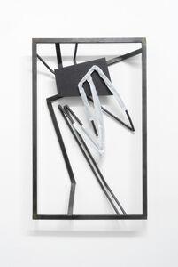 Indrikis Gelzis, 'Accidental spoon ', 2018