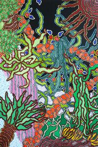 Carol Brown Goldberg, 'The Garden of the Moon-God', 2015