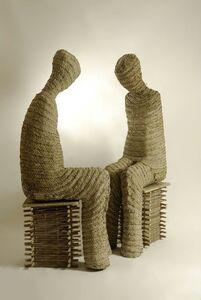 Ahmed Askalany, 'Chatting', 2008