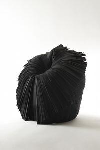 nendo, 'Cabbage Chair (Black)', 2008